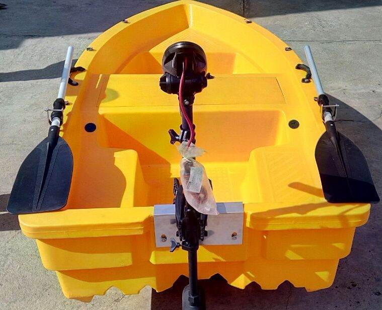 Electric Motor Boat