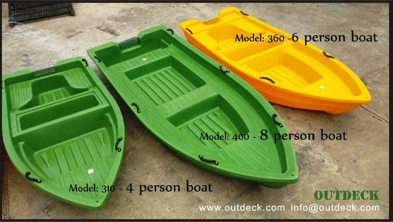 Outboard Motor Boats, Backwater boats