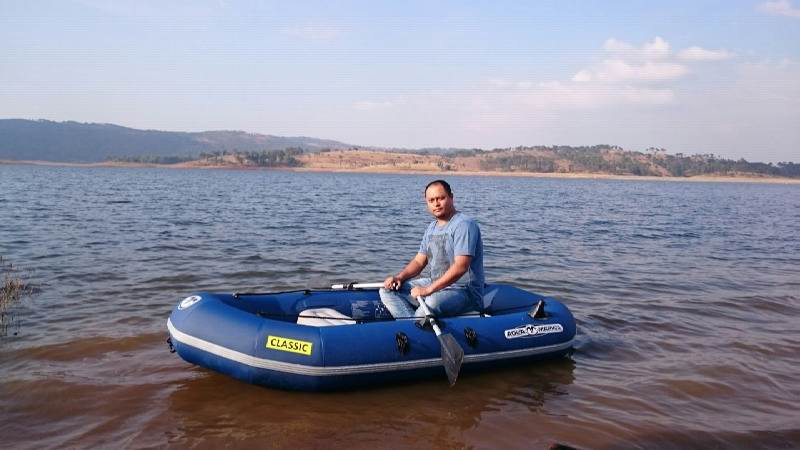 Inflatable Fishing Boat CLASSIC