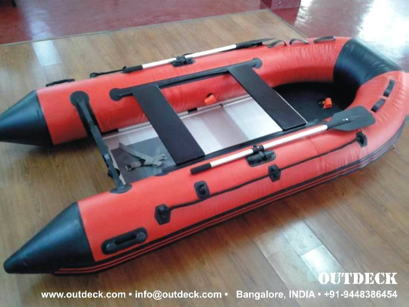 Inflatable Boat 4 person