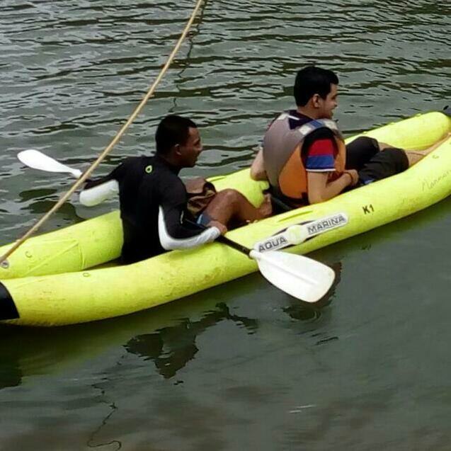 Inflatable Kayak