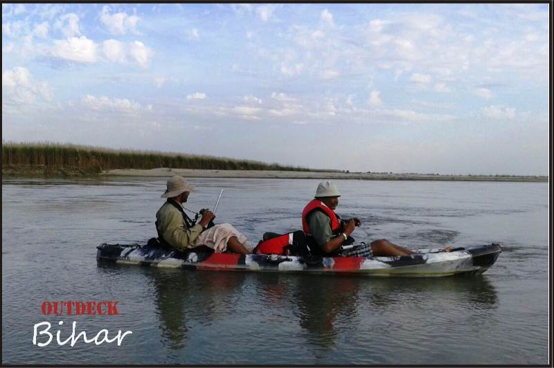 kayaking in bhagalpur