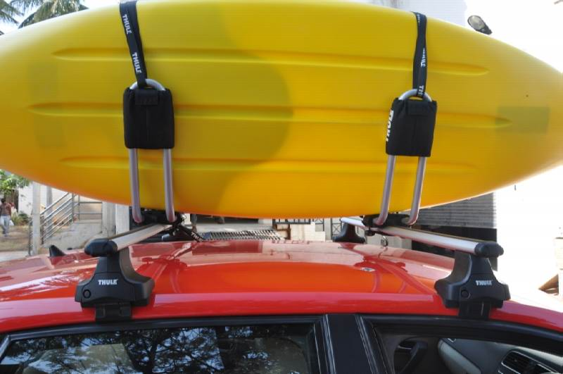 Kayak Car Carrier - Kayaking gear