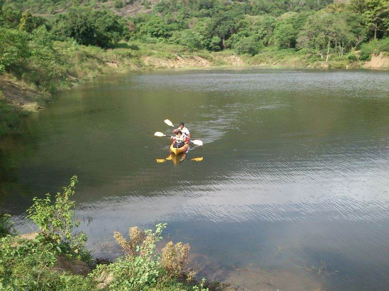Kayaking in Coimbatore, Tamil Nadu