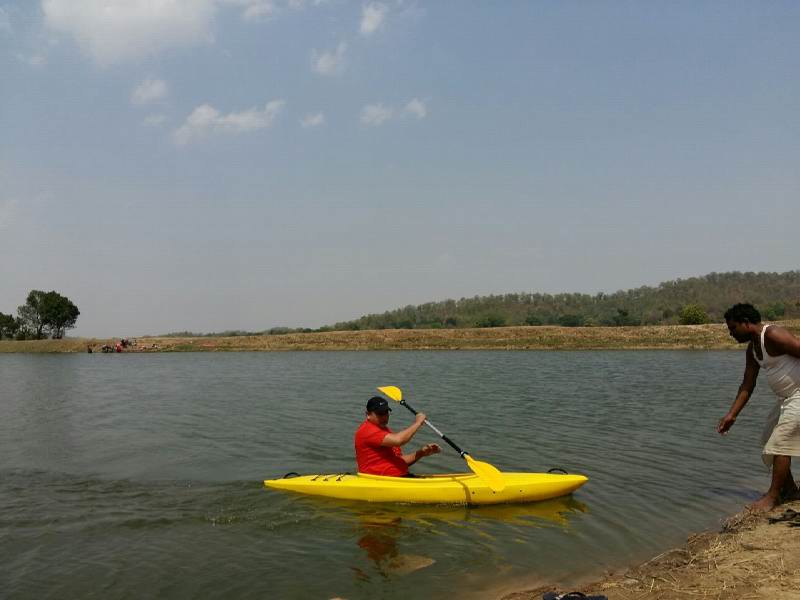 Watersports Kayaking in Chhattisgarh