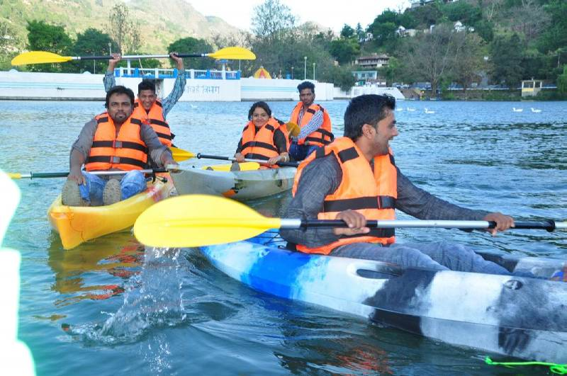 Watersports Kayaking in Nainital