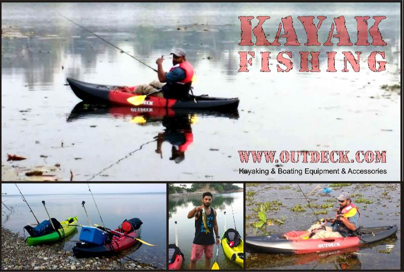 Buy Kayaks in India, Buy kayaking gear online in India