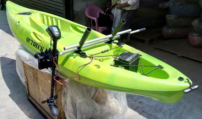 Eco-friendly Motorised Kayak Boat
