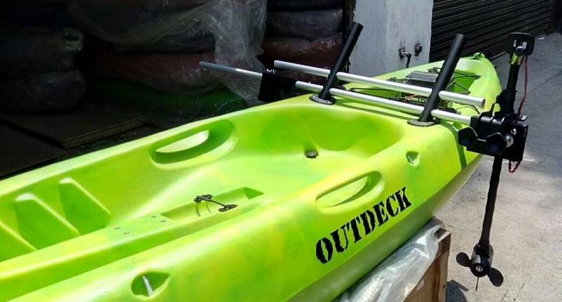 Eco-friendly Motorised Kayak