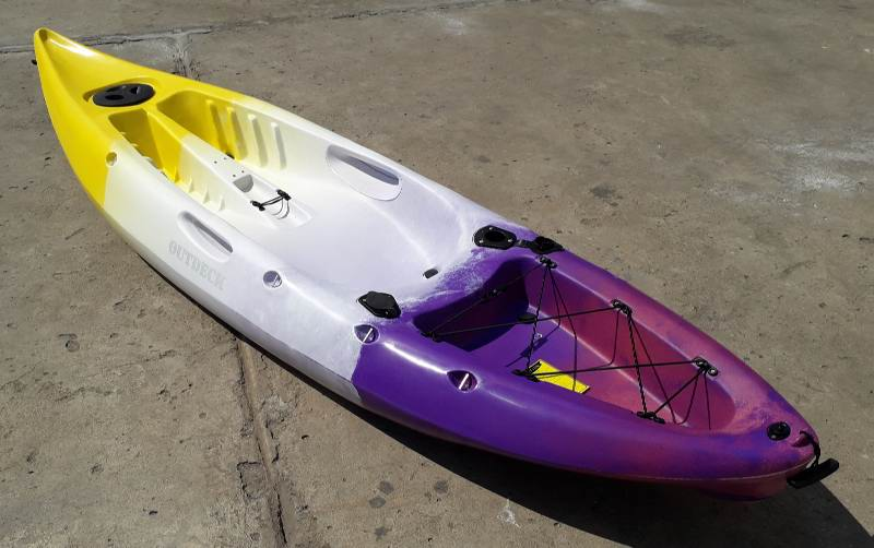 Single seater Sit-on-Top Kayak