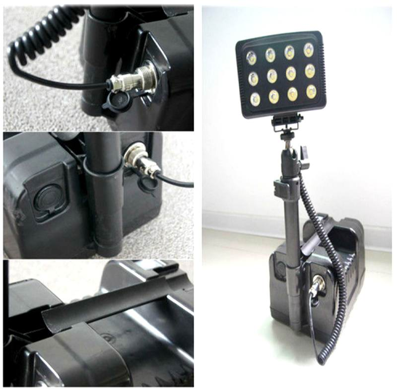 36W Remote Area LED Work Light