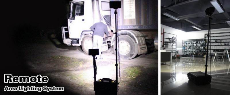 60W Remote Area LED Work Light