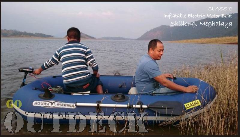 Boating in Shillong