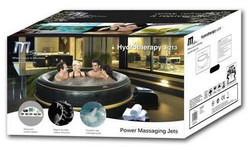 Inflatable Hydrotherapy Spa EXOTIC
