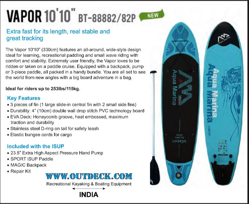 Stand up Paddleboard VAPOR