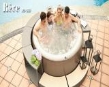 Inflatable Bubble Spa - 4 person