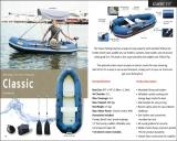Inflatable Electric Motor Boat for Sale