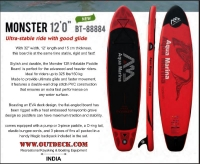 Stand up Paddleboard MONSTER