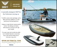 Inflatable Stand up Paddleboard DRIFT