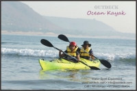 Ocean Touring Kayak